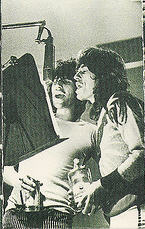 Mick & Keith Singing