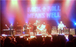The Hold Steady, Wiltern, Los Angeles, Nov. 25, 2008