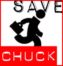 Save Chuck, godsdamn it!