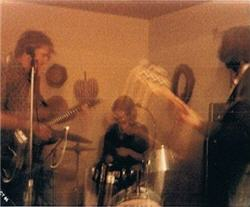 Camper Van Beethoven play a house party in Fresno, CA in 1985.
