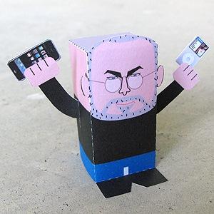 Paper Steve Jobs