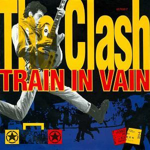 The_Clash_-_Train_in_Vain_(single)