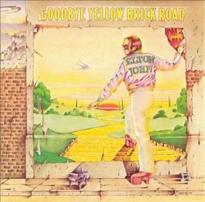 Elton Goodbye Yellow