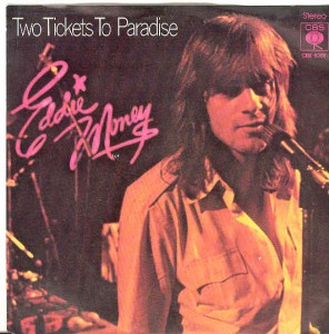 Eddie Money Two Tickets