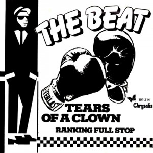 English beat tears of a clown
