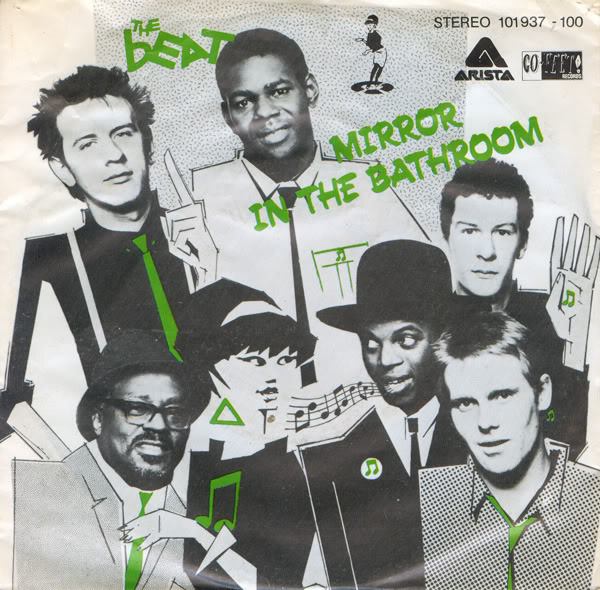 certain songs 422 the english beat mirror in the bathroom