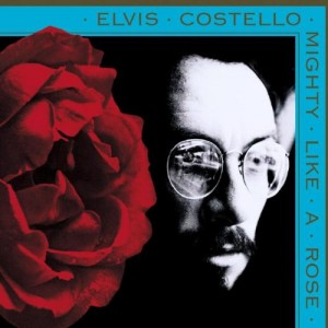 elvis costello mighty like a rose