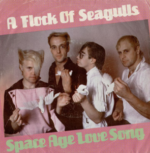 Flock of Seagulls Space Age