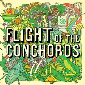 Flight oftheConchordsAlbum
