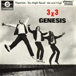 Genesis Paperlate-3x3-EP-33277