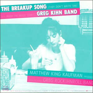 Greg Kihn Breakup