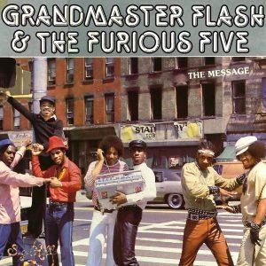 grandmaster flash-the-message