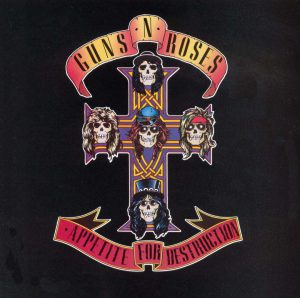 Guns Appetite For Destruction