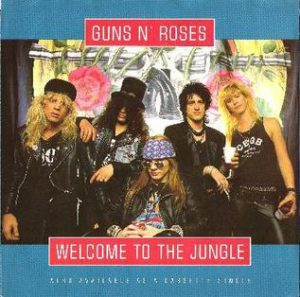Guns Welcome tothejungle