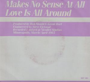 Husker Du Love is All Around