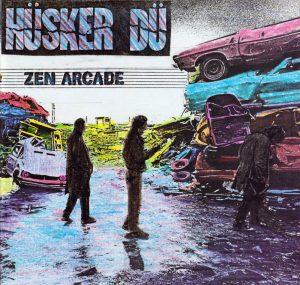 Husker Du Zen Arcade