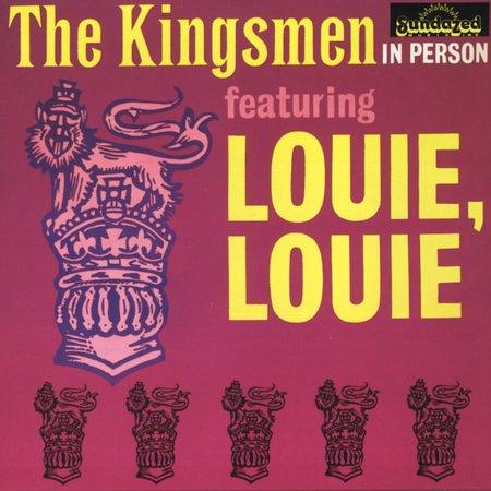 Certain Songs #839: The Kingsmen -