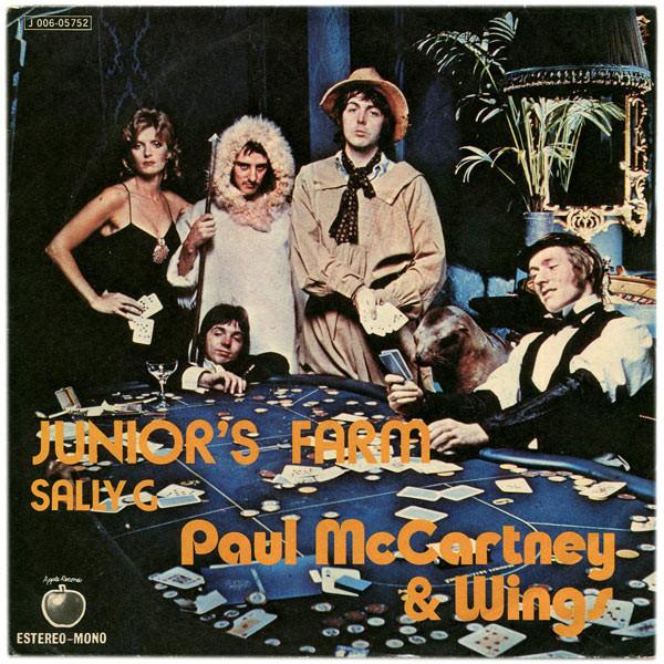 Certain Songs #1451: Paul McCartney & Wings -