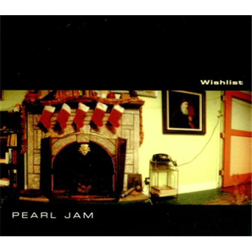 Pearl Jam Wishlist
